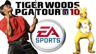 Gaming Challenge - Tiger Woods PGA Tour 10
