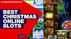 Best Christmas Online Slots | 🎄Christmas fun with Wild Santa, Free Spins, and more!