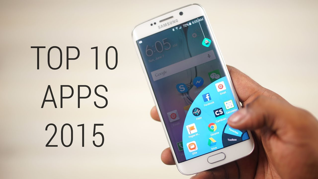 android app top 10