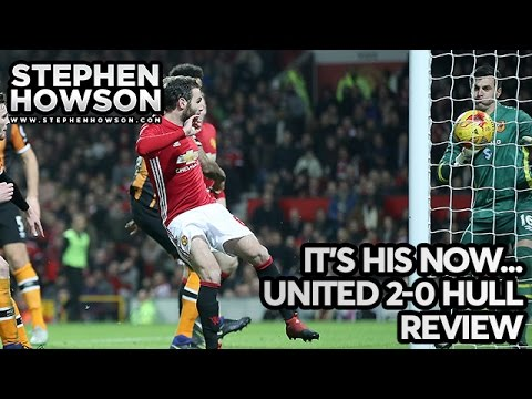 It's His Now... | Manchester United 2-0 Hull City | EFL Cup REVIEW