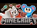 MINECRAFT: Eep Builds a Dog House and More | How to Build a Dog House | Mother Goose Club