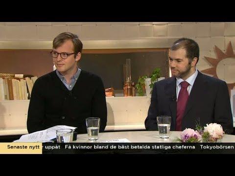 Är svenska ungdomar för lata för att jobba? - Nyhetsmorgon (TV4)