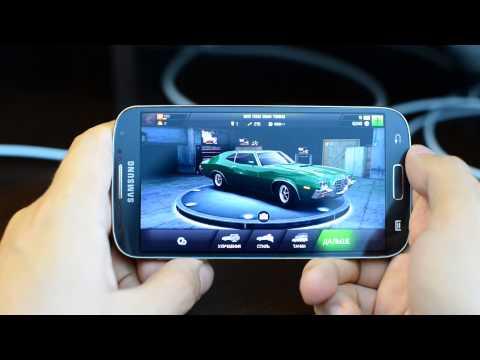 Игра Fast & Furious 6: The Game на Samsung Galaxy S4