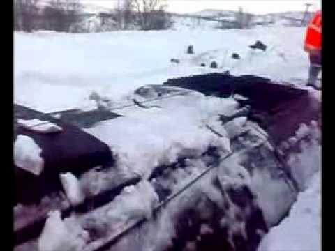 Поезд Никель-Мурманск.wmv