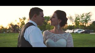 Justin & Shana Wedding Film // Andover, KS