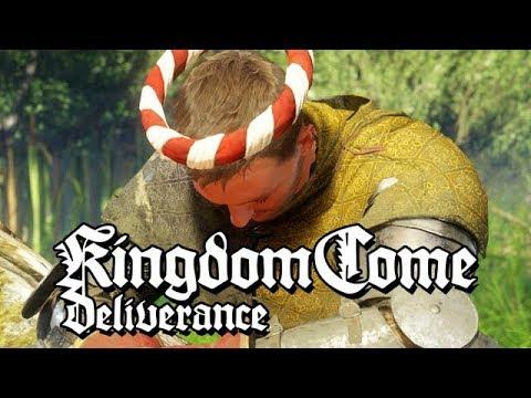 Kingdom Come Deliverance Gameplay German #32 - Heiliger Heinrich