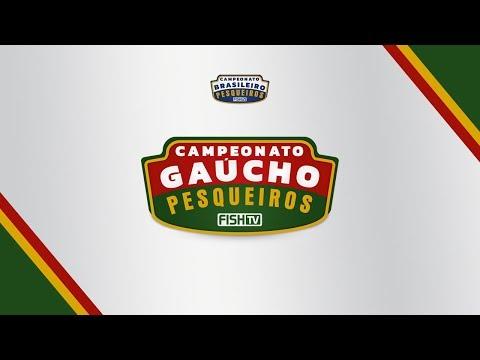 Fish TV - Campeonato Gaúcho em Pesqueiros AO VIVO - Parte 1