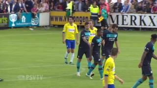 PSV wint in Dongen