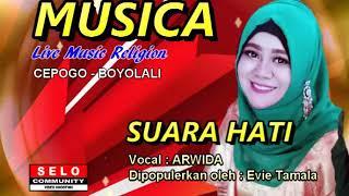MUSICA // Cepogo Boyolali // SUARA HATI // VOC. ARWIDA