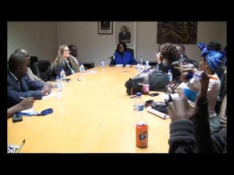 "Minister Pendukeni Ivula Ithana defends ""no-citizenship"" stance of SWAPO"