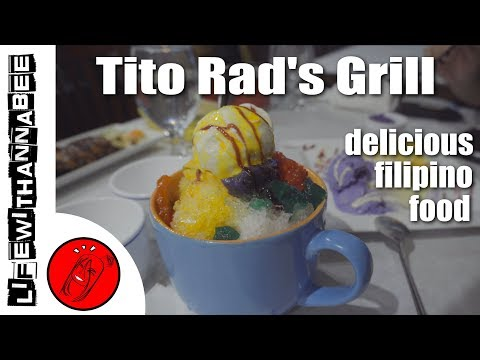 The Famous Tito Rad's Grill - Filipino Food in Little Manila | NYC Food Guide - LifewithAnnaBee