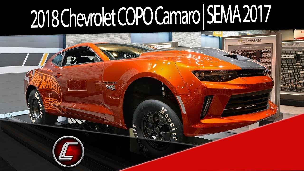 2018 copo camaro hot wheels edition price