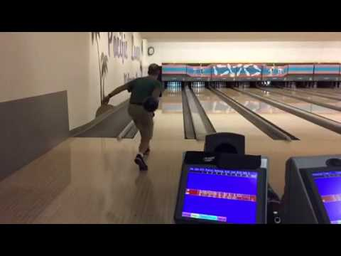 Bill Diamond Bowling Practice Session #1 @ Pacific 6/29/2016