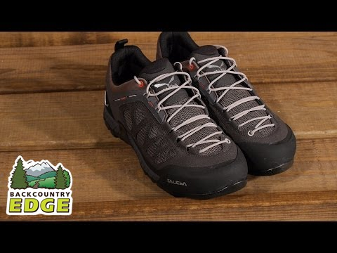Salewa Men s Firetail 3 Approach Shoe - YouTube bc41d894de6