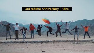 3rd realme Anniversary | Fans' Journey