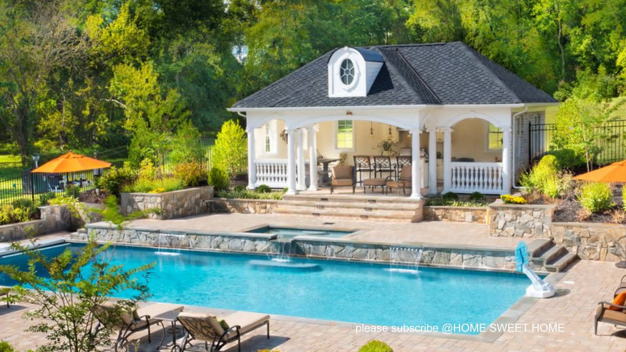 Best Swimming Pool Design Ideas For All Style With Best Home Decor Design #1