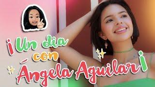 Ángela Aguilar - Mi Vlog #76 Un día con Ángela Aguilar