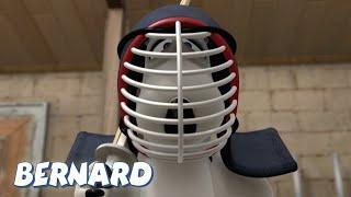 Download Bernard Bear | Kendo Stick Fighting  AND MORE | 30 min Compilation | Cartoons for Children