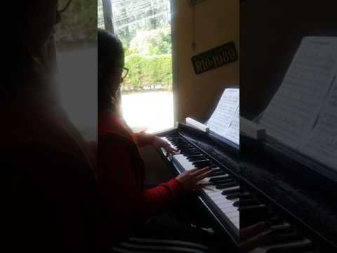 Stroke Patient Lee Mehl First Piano Play