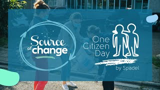 One Citizen Day - World Cleanup Day