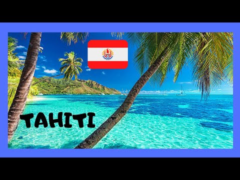 TAHITI, EXPLORING its beautiful capital PAPEETE, what to see, top sites to visit
