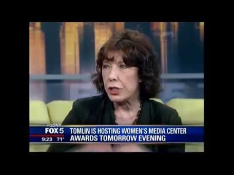 Lily Tomlin & Robin Morgan discuss Women's Media Awards on Good Day New York, Oct 17 2013