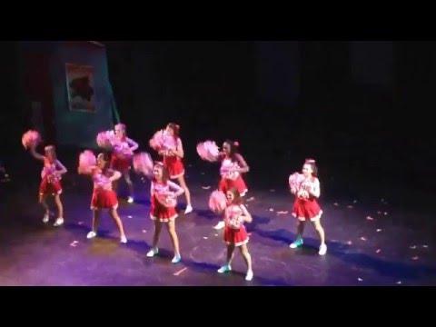 Cheerleader Wildcat Cheer High School Musical Act 2