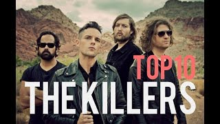 Top Ten The Killers Songs (2003-2017) / Top 10 Canciones de The Killers