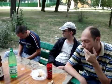VLOG  Бухаю с бомжами   Андрей Мартыненко