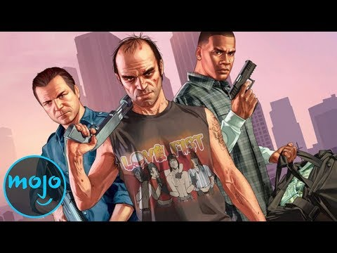 Top 10 Grand Theft Auto Heists