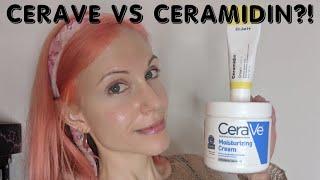 Dr. Jart Ceramidin vs CeraVe! (+Dr. Jart Brand Review)
