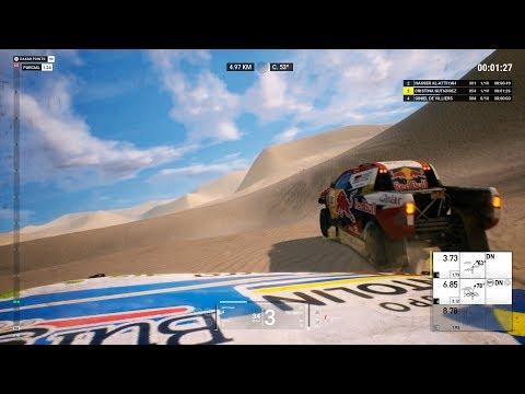 SS1 Y SS2 Dakar Con El Mitsubishi Montero Proto