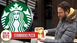 Barstool Pizza Review - Starbucks Pizza
