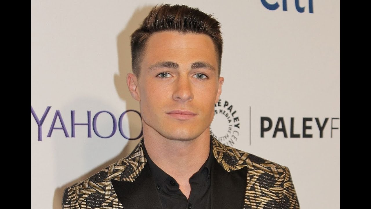 The 29-year old son of father William Clayton Haynes and mother(?), 174 cm tall Colton Haynes in 2018 photo