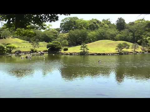 Kyushu Island, Japan: Suizenji Jojuen Gardens in Kumamoto
