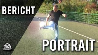 Portrait von Thomas Busch (Trainer Frankfurter FC Victoria) | MAINKICK.TV