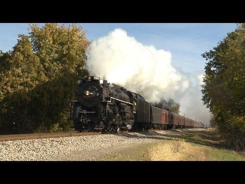 Nickel Plate Road Steam Locomotive 765