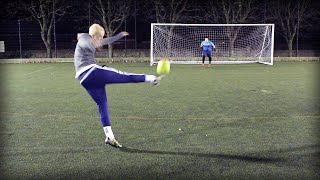 One of Theo Baker's most viewed videos: ULTIMATE VOLLEY CHALLENGE
