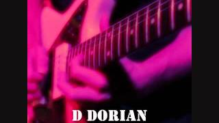 D Dorian Mode/Scale (#2) - Groovy Backing Track