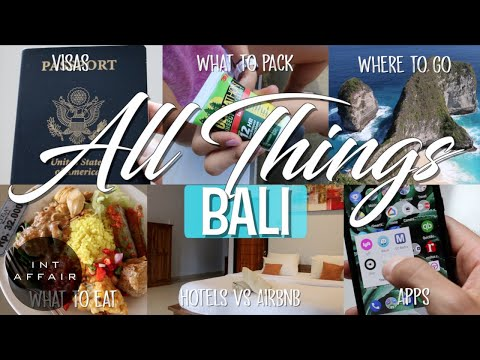 NO BULLSHIT GUIDE TO BALI, INDONESIA