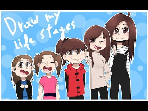 ~Draw my life STAGES~