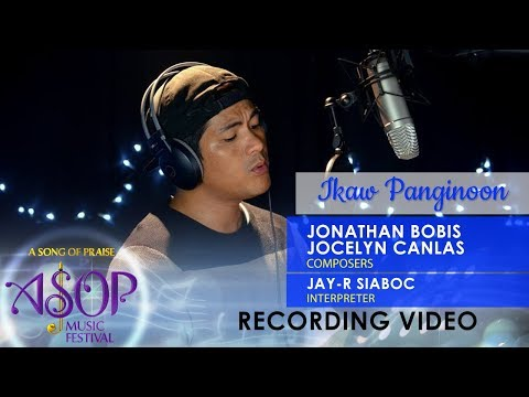 "Jay - R Siaboc sings ""Ikaw Panginoon"" by Jonathan Bobis and Jocelyn Canlas | ASOP 6 Grand Finals"