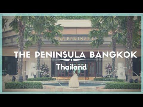 Celstielle #307 The Peninsula Bangkok, Thailand