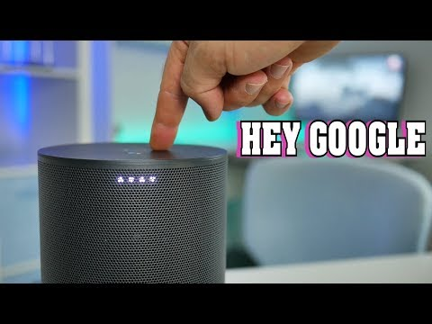 Best Google Home Smart Speaker 2018 | LG WK7 ThinQ Review