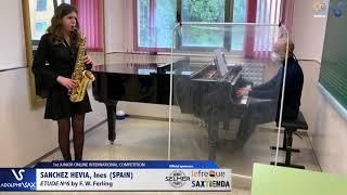 Inés Sanchez Hevia – Etude Ferling 6