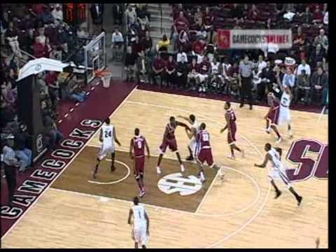 highlights:-gamecocks-beat-alabama,-56-54---men's-basketball