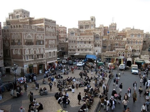 Sana'a; most beautiful city in the world