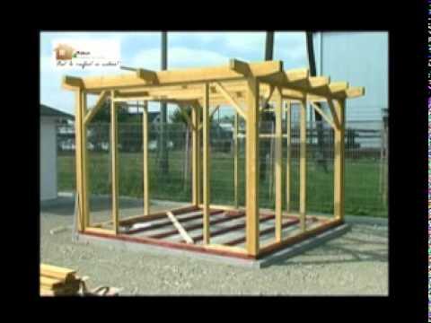 montage d 39 un abri de jardin maisonetchaletenbois youtube. Black Bedroom Furniture Sets. Home Design Ideas