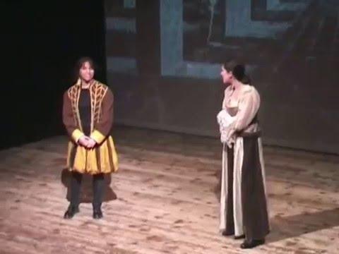 LICEO AZUNI - SASSARI - SHAKESPEARE ON LOVE