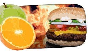 Kann man ohne Fast-Food leben?